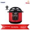 Cornell 6L Digital Control Pressure Cooker CPC-E60C
