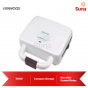 Kenwood 3 In 1 Sandwich & Waffle Maker SMP84.C0WH
